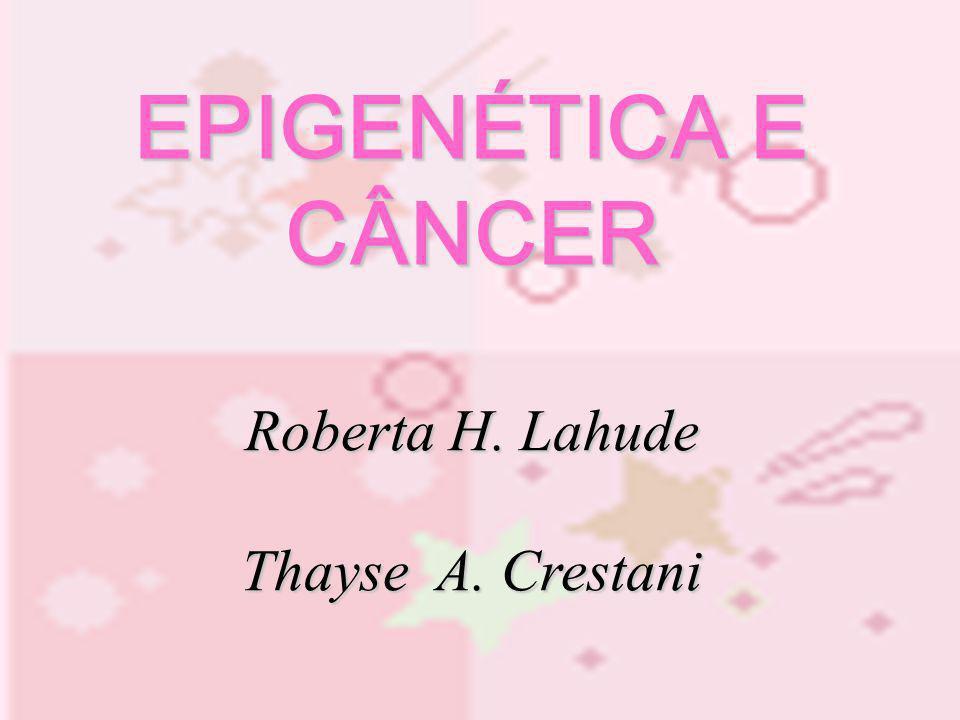 Levam a uma variedade de cânceres por alterar a expressão de genes críticos.
