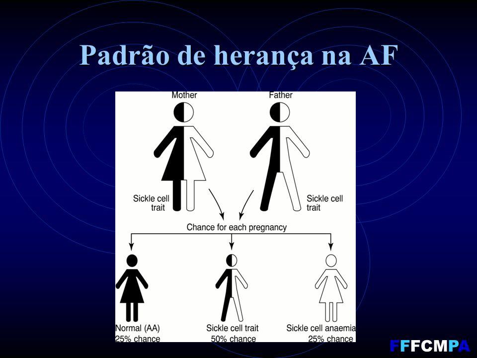 Padrão de herança na AF FFFCMPA
