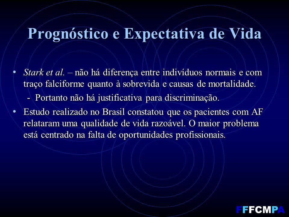 Prognóstico e Expectativa de Vida Stark et al.