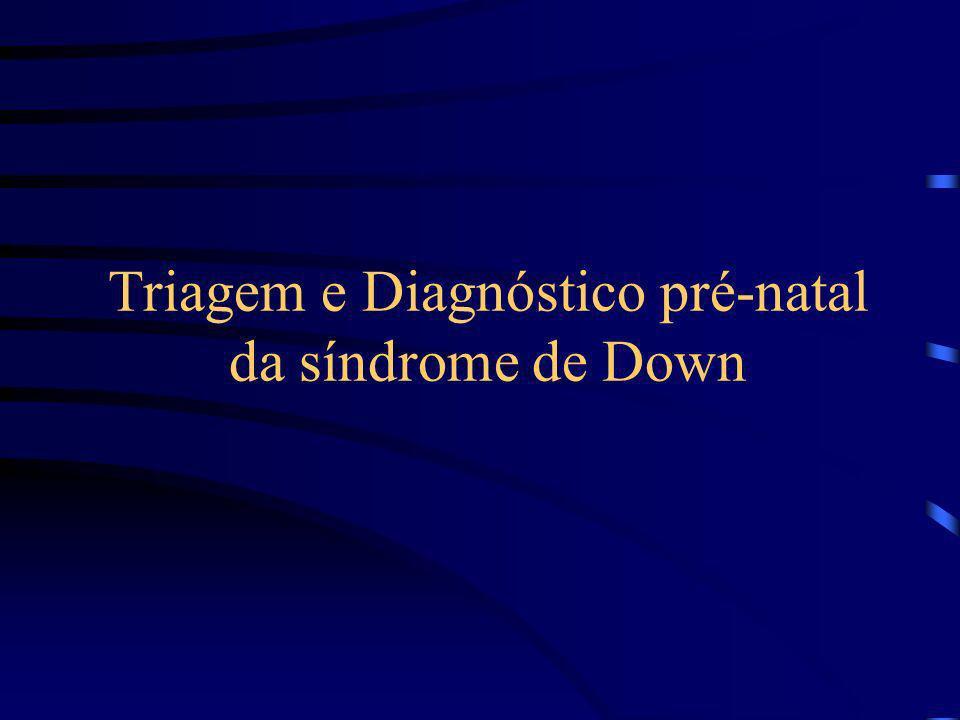 RELAÇÃO COM OUTRAS CROMOSSOMOPATIAS - As trissomia dos cromossomos 21, 18 e 13 são as que mais comumente afetam nascidos com vida (menos de 1%) - Em a