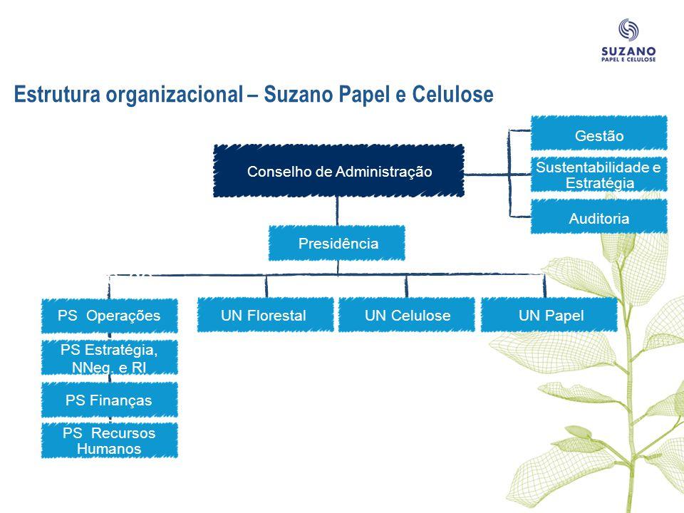 Suzano Papel e Celulose | Premiações A