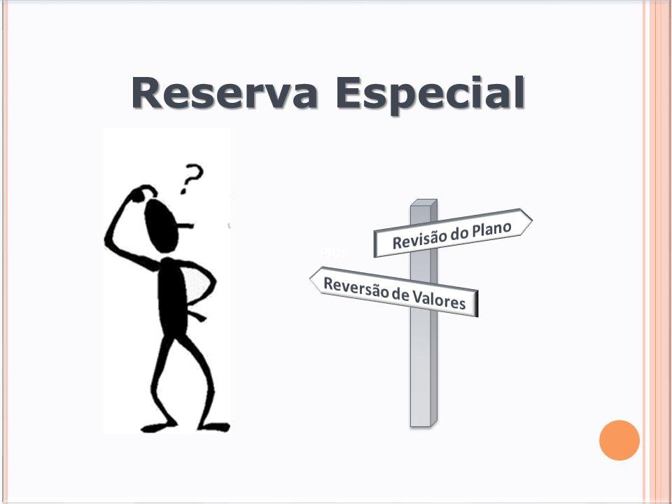 PatrocinadoraParticipante Benefícios Participantes e dependentes Reserva Matemática Reserva de Contingência Reserva de Especial