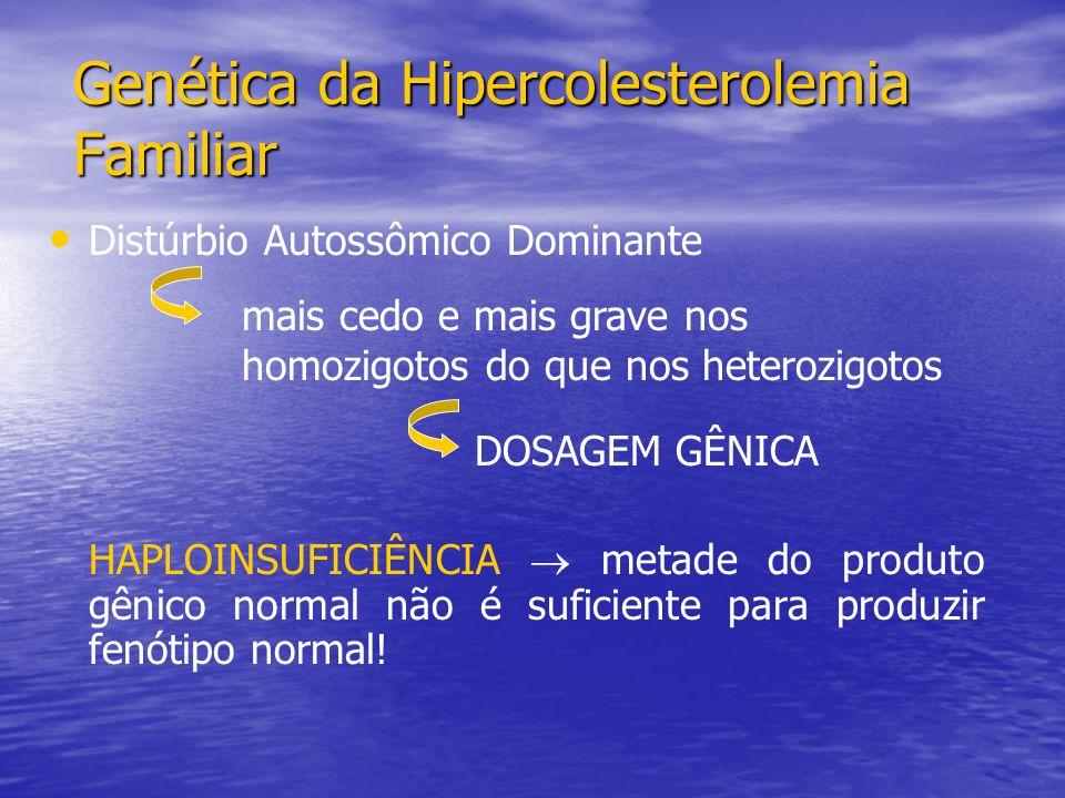 Distúrbio Autossômico Dominante DOSAGEM GÊNICA HAPLOINSUFICIÊNCIA metade do produto gênico normal não é suficiente para produzir fenótipo normal! Gené