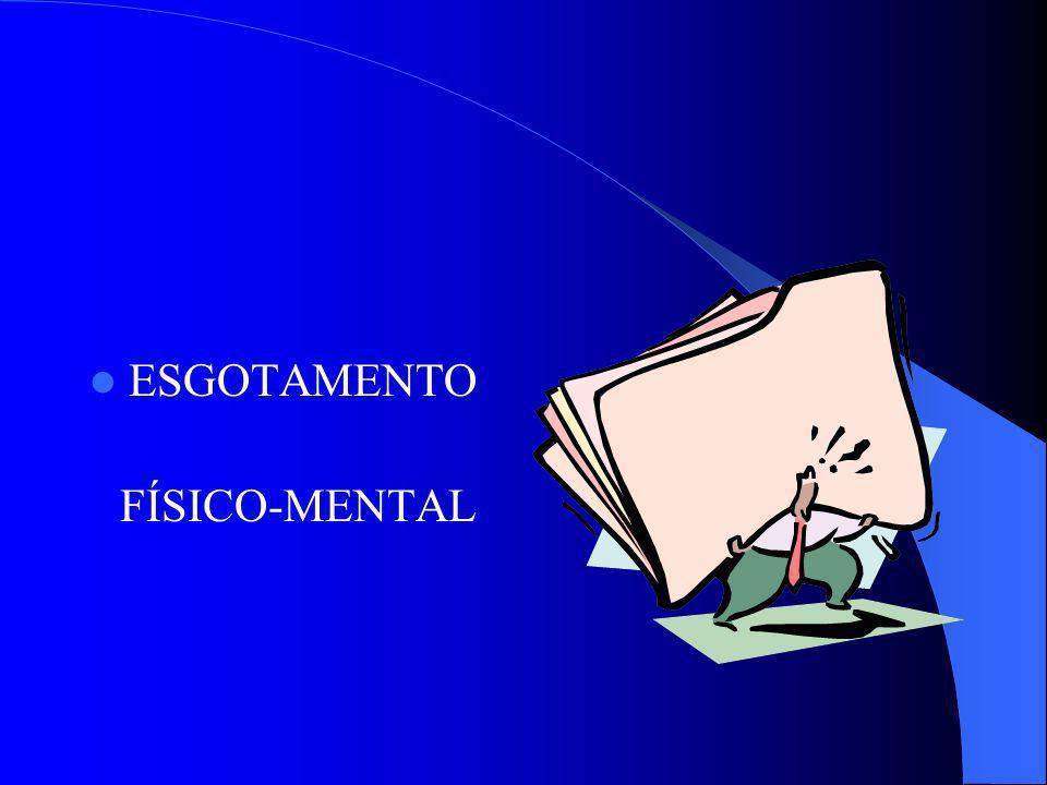 DICAS ANTI-ESTRESSE NO TRABALHO Não seja perfeccionista.