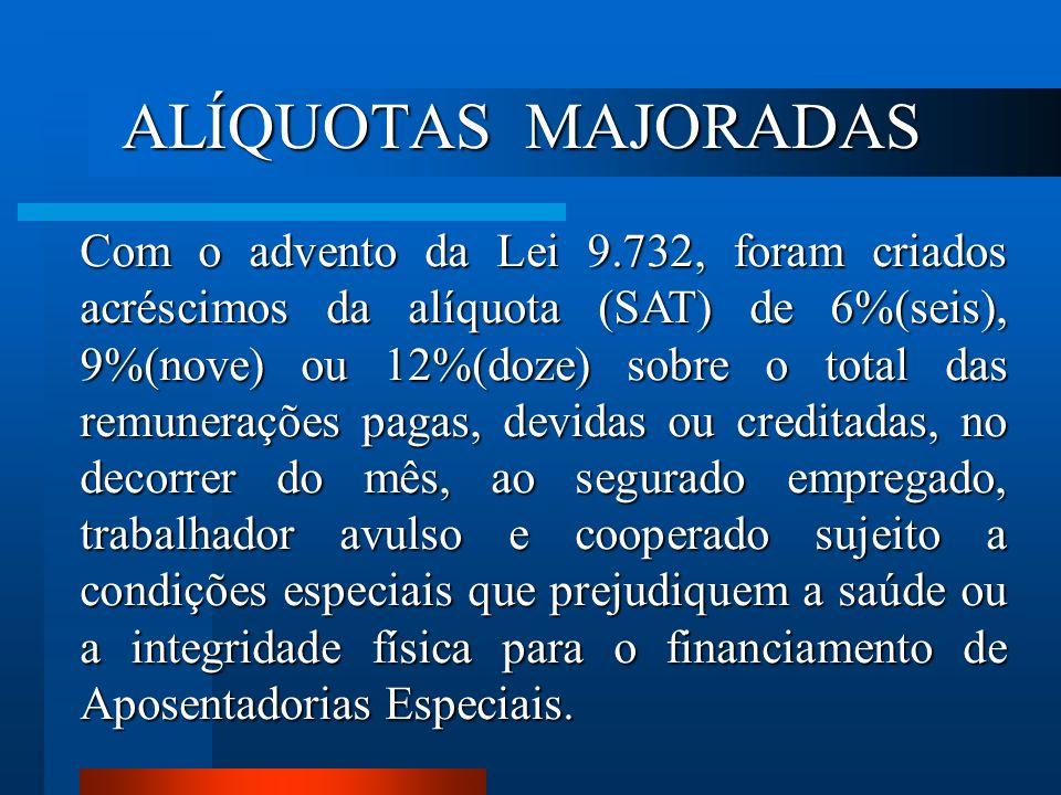 MARCO PARA O CUSTEIO DA APOSENTADORIA ESPECIAL 11.12.1998 11.12.1998 1111