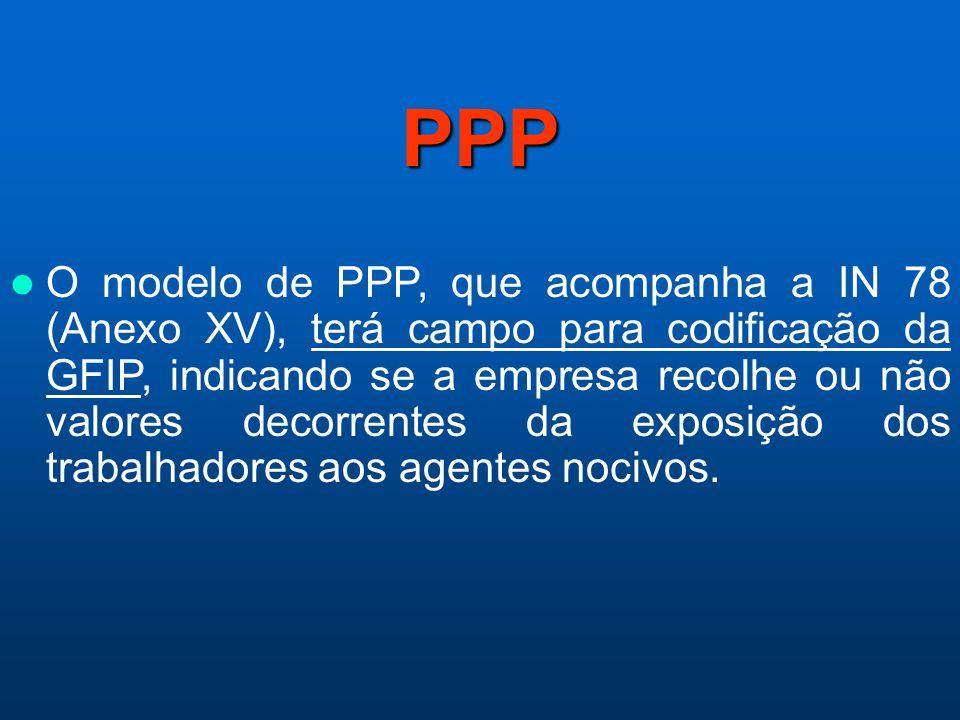 PERFIL PROFISSIOGRÁFICO PREVIDENCIÁRIO PPP PPP Documento Histórico - Laboral Por Trabalhador (Individual) Elaborado e Atualizado Anualmente pela Empre