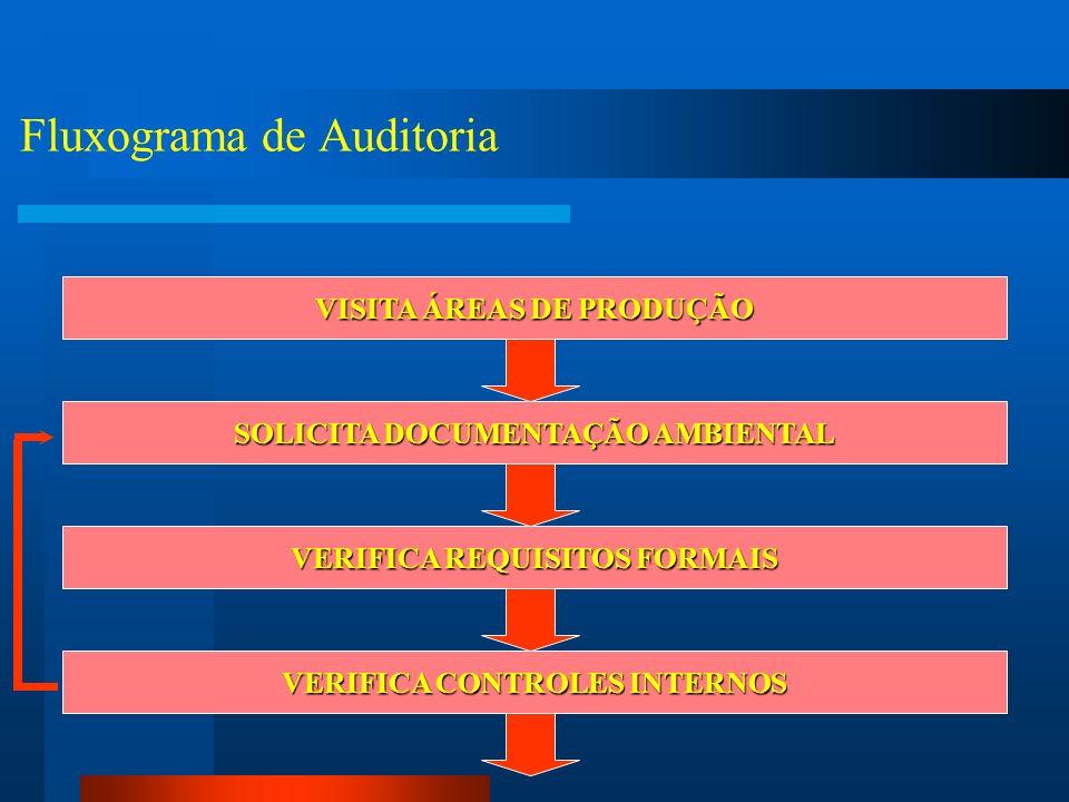 Premissas de Auditagem P5O fluxo natural de geração de informações na empresa é o seguinte: PPRA LTCAT PPP GFIP O fluxo de auditoria percorre caminho