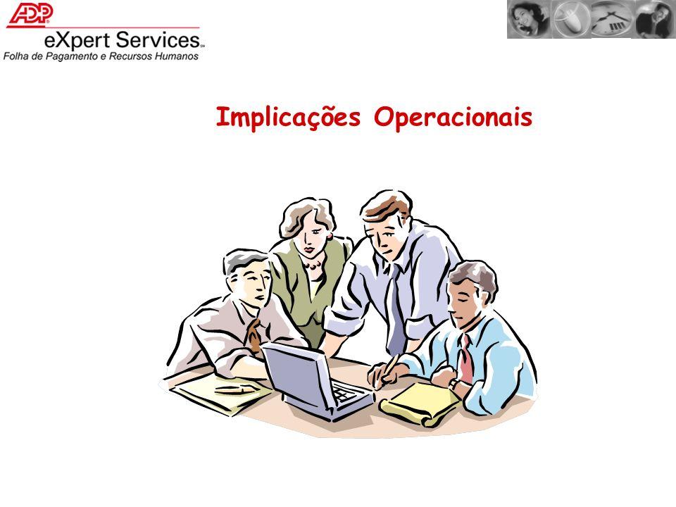 Implicações Operacionais