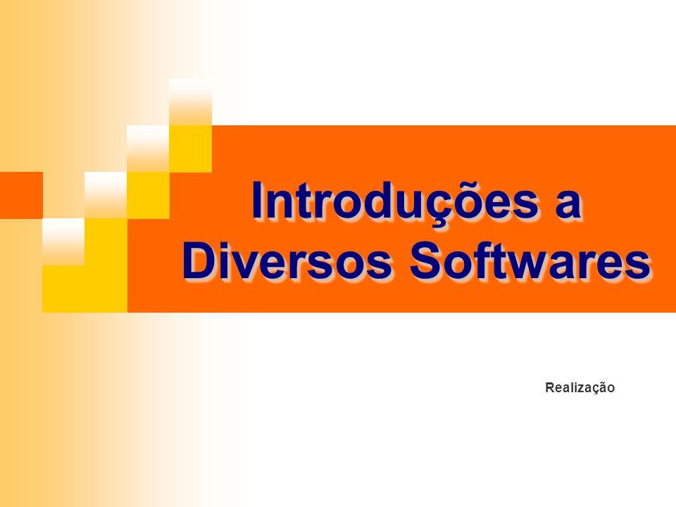 Realização Introduções a Diversos Softwares