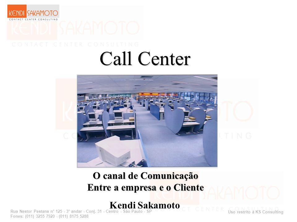 Uso restrito à KS Consulting Rua Nestor Pestana n° 125 - 3° andar - Conj.