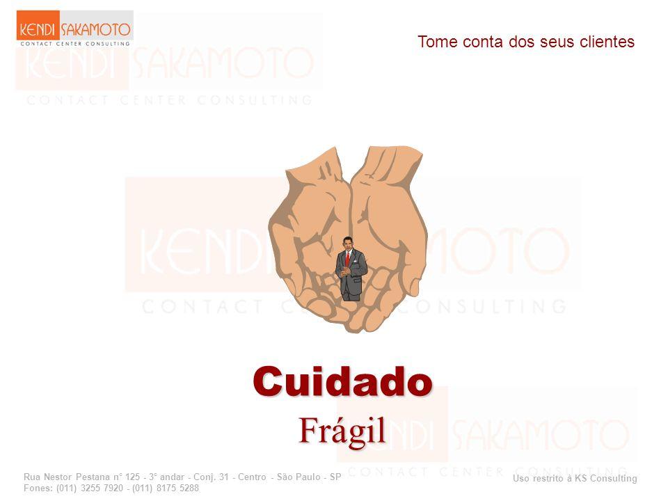 Uso restrito à KS Consulting Rua Nestor Pestana n° 125 - 3° andar - Conj. 31 - Centro - São Paulo - SP Fones: (011) 3255 7920 - (011) 8175 5288 Tome c
