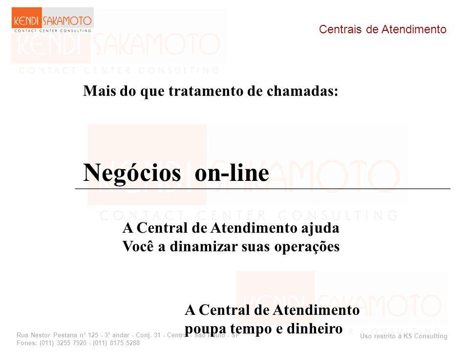 Uso restrito à KS Consulting Rua Nestor Pestana n° 125 - 3° andar - Conj. 31 - Centro - São Paulo - SP Fones: (011) 3255 7920 - (011) 8175 5288 Mais d