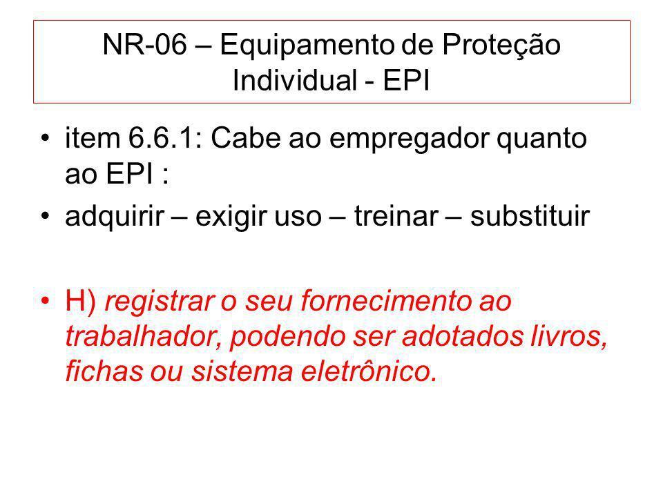 NR-27 – Registro de Técnicos de Segurança do Trabalho no MTE Registro profissional na Carteira de Trabalho e Previdência Social – CTPS PORTARIA Nº 262 DE 29 DE MAIO DE 2008