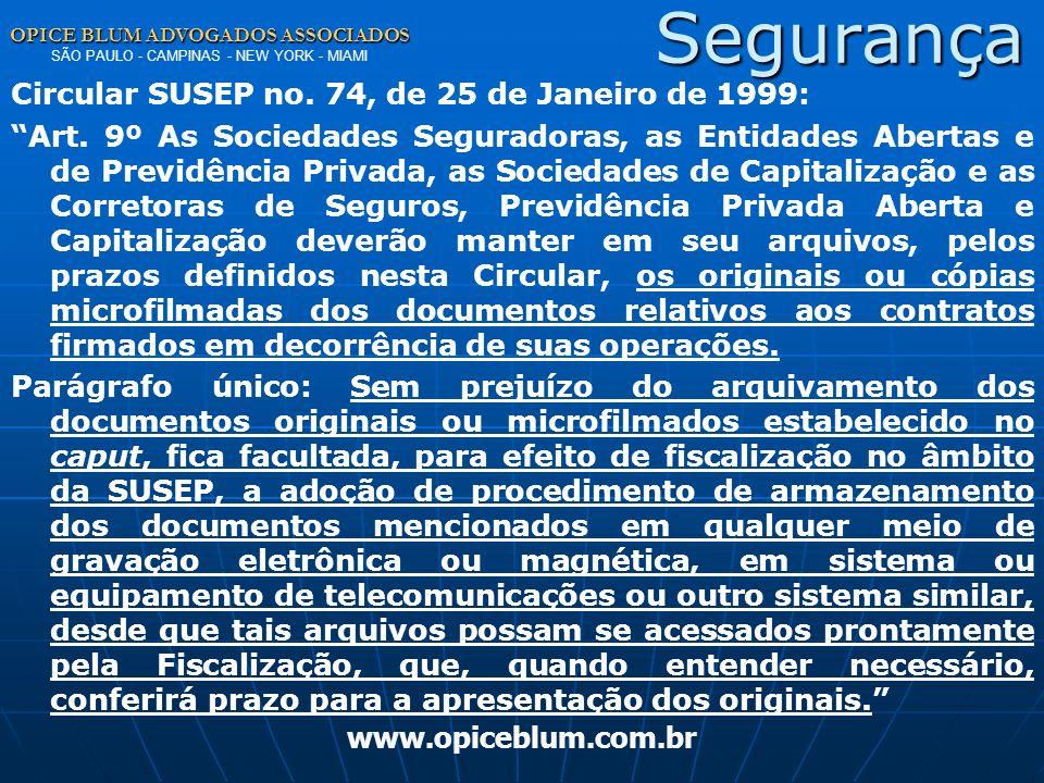 OPICE BLUM ADVOGADOS ASSOCIADOS OPICE BLUM ADVOGADOS ASSOCIADOS SÃO PAULO - CAMPINAS - NEW YORK - MIAMI www.opiceblum.com.br Prova Theotônio CPC Art.