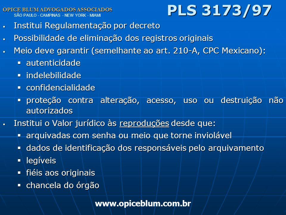 OPICE BLUM ADVOGADOS ASSOCIADOS OPICE BLUM ADVOGADOS ASSOCIADOS SÃO PAULO - CAMPINAS - NEW YORK - MIAMI www.opiceblum.com.brTST AGRAVO DE INSTRUMENTO