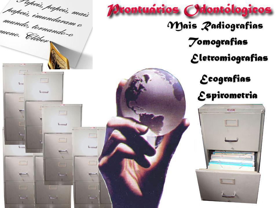 Tomografias Espirometria Ecografias Eletromiografias Mais Radiografias