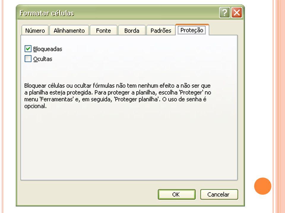EXERCÍCIOS 1) Acione o Excel 2003 e abra a sua planilha BRINDES gravada no exercício anterior.