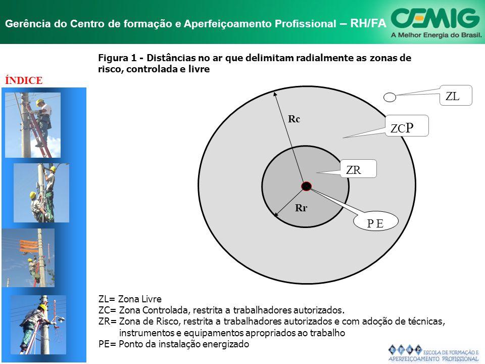NR-10 SEGURANÇA EM INSTALAÇÕES E SERVIÇOS EM ELETRICIDADE Gerência do Centro de formação e Aperfeiçoamento Profissional – RH/FA TÍTULO ÍNDICE