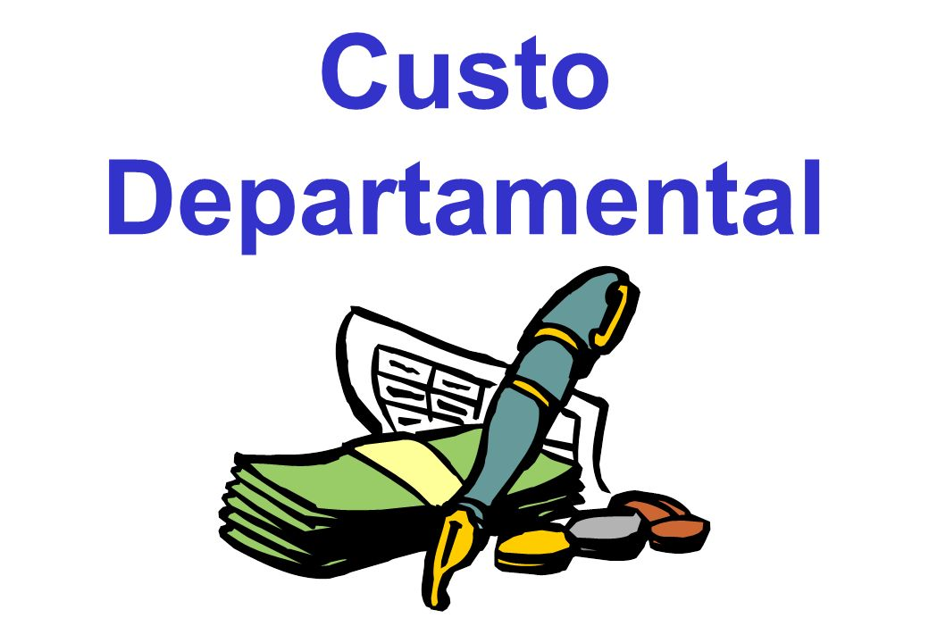Custo Departamental