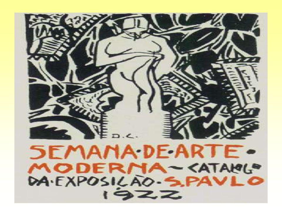 A Semana da Arte Moderna Ocorreu em São Paulo no Teatro Municipal da cidade nos dias 13,15 e 17 de fevereiro de 1922.Ocorreu em São Paulo no Teatro Municipal da cidade nos dias 13,15 e 17 de fevereiro de 1922.