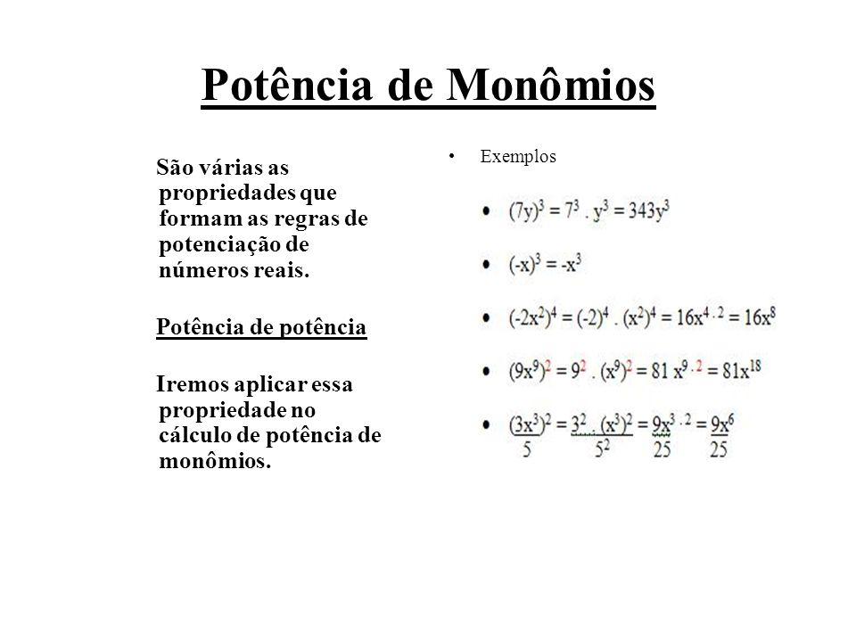 Calcule os produtos a) 3 (x+y) ____ (R: 3x +3y) b) 7 (x-2y) ___ (R: 7x - 14y) c) 2x (x+y) ___ (R: 2x² + 2xy) d) 4x (a+b) ___ (R: 4xa + 4xb) e) 2x(x²-2x+5) _ (R:2x³ - 4x² + 10x) f) (x+5).(x+2) __ (R: x² +7x +10) g) (3x+2).(2x+1) __ (R: 6x² +7x + 2) h) (x+7).(x-4) ____ (R: x² +3x -28) i) (3x+4).(2x-1) ___ (R: 6x² +5x -4) j) (x-4y).(x-y) ____ (R: x² -5xy + 4y²) k) (5x-2).(2x-1) ___ (R: 10x² -9x + 2) l) (3x+1).(3x-1) ___ (R: 9x² - 1) m) (2x+5).(2x-5) __ (R: 4x² - 25)