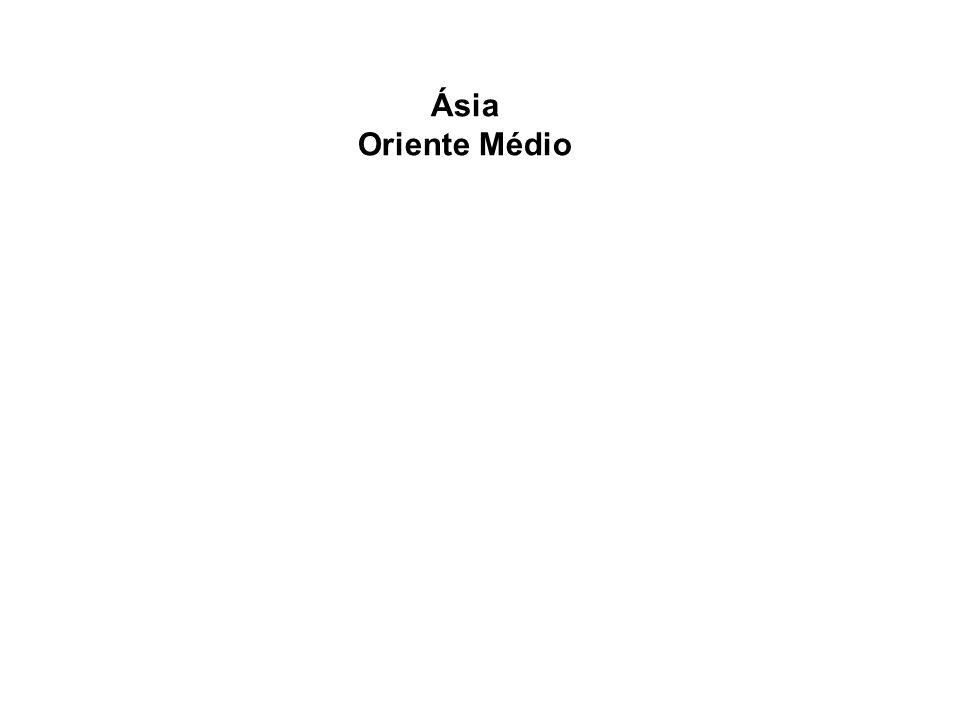 Ásia Oriente Médio