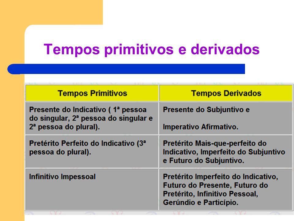 Tempos primitivos e derivados