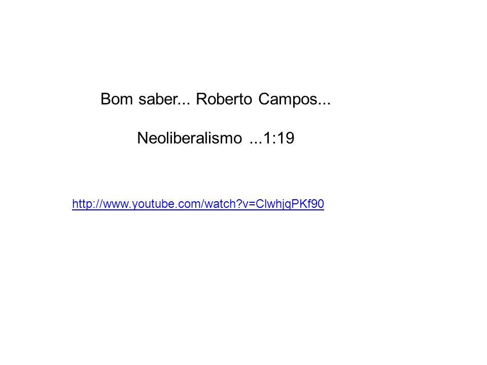 (Faap) - Tema C A diferença entre a empresa privada e a empresa pública é que aquela é controlada pelo governo e a empresa pública por ninguém. Roberto Campos