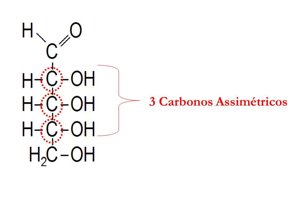 Função Álcool Função Aldeído Portanto é uma aldopentose. É um poliálcool-aldeído