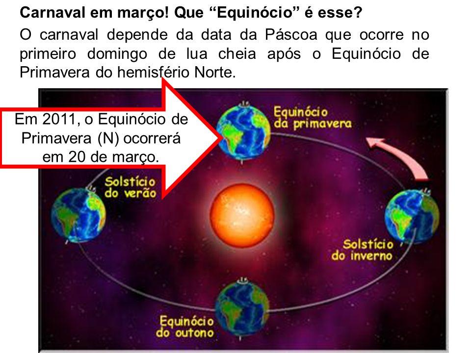 Pelo calendário lunar, dia 24 de abril (Páscoa) será o primeiro Domingo de lua cheia depois do Equinócio (20 mar)...