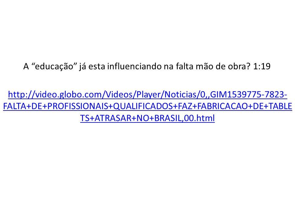 http://video.globo.com/Videos/Player/Noticias/0,,GIM1539775-7823- FALTA+DE+PROFISSIONAIS+QUALIFICADOS+FAZ+FABRICACAO+DE+TABLE TS+ATRASAR+NO+BRASIL,00.