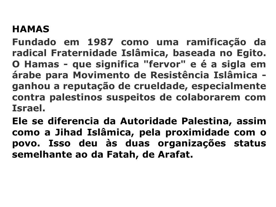 Tetraplégico xeque Ahmed Yassin, assassinado (22/3/4) em Gaza, foi o fundador do grupo islâmico Hamas, que surgiu como uma alternativa radical e viole