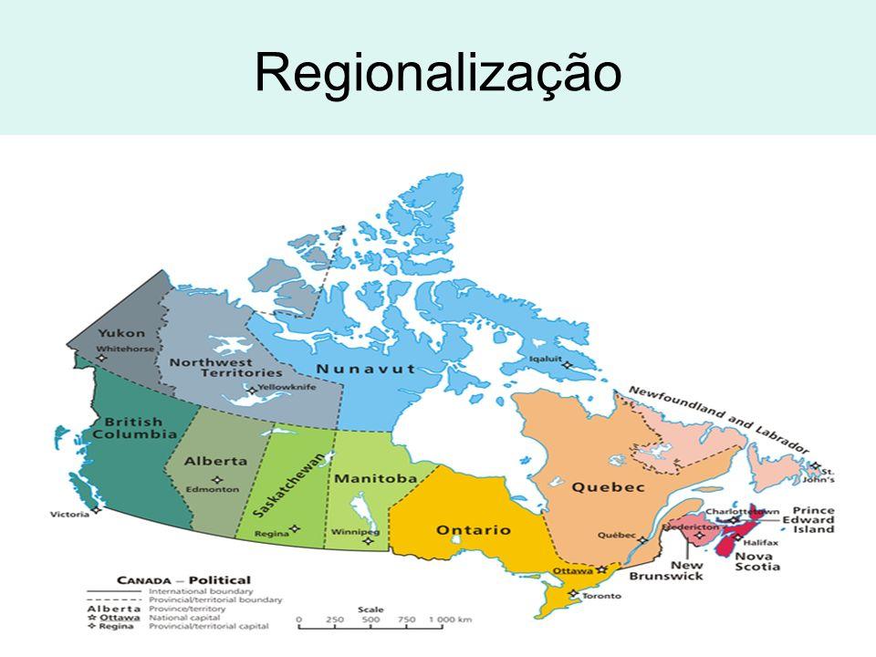 Canadá e o Nafta Em 1994 entrou em vigor o Nafta (North American Free Trade Agreement), Acordo de Livre Comércio da América do Norte, assinado por Estados Unidos, Canadá e México.