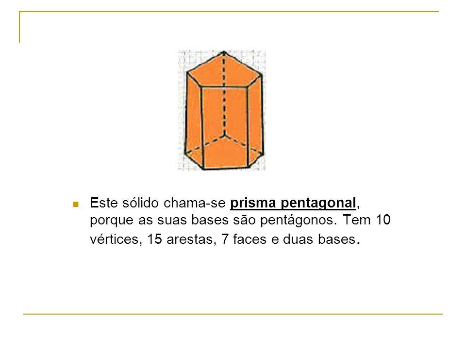 6. Calcule o volume dos seguintes sólidos geométricos: 80 cm 20 cm 30 dm a) b)