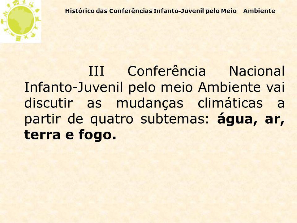 A II Conferência teve como resultado final a Carta das Responsabilidades – Vamos Cuidar do Brasil, também transformada em linguagem de rádio, hip-hop,