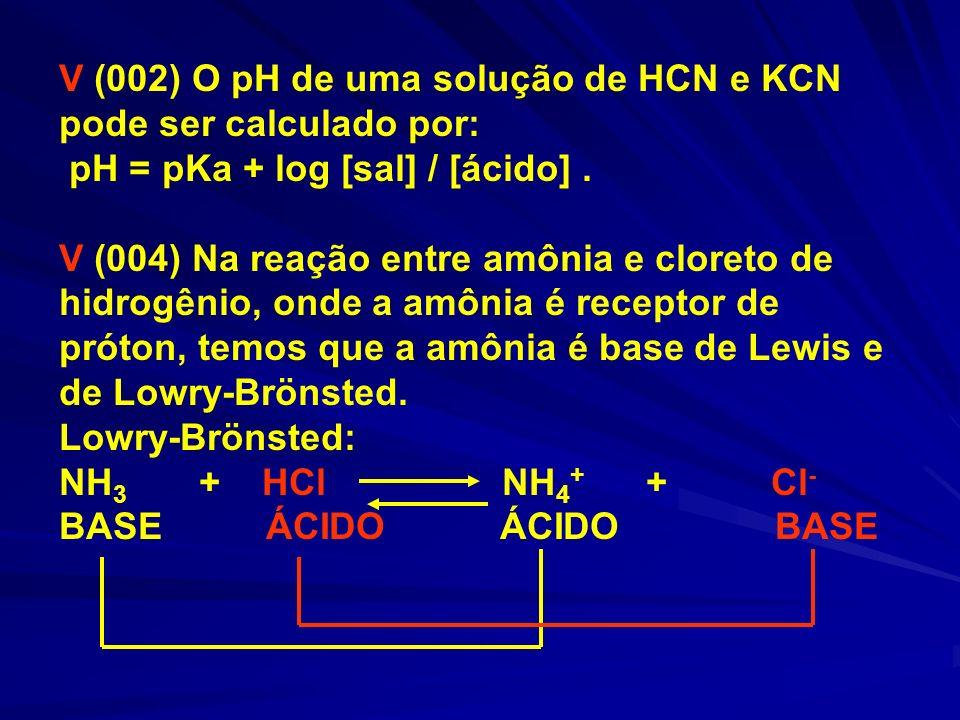 H H + H N: + H + H N H H H TEORIA ELETRÔNICA DE LEWIS BASE ÁCIDO (DOADOR DE (RECEPTOR PAR DE e-).