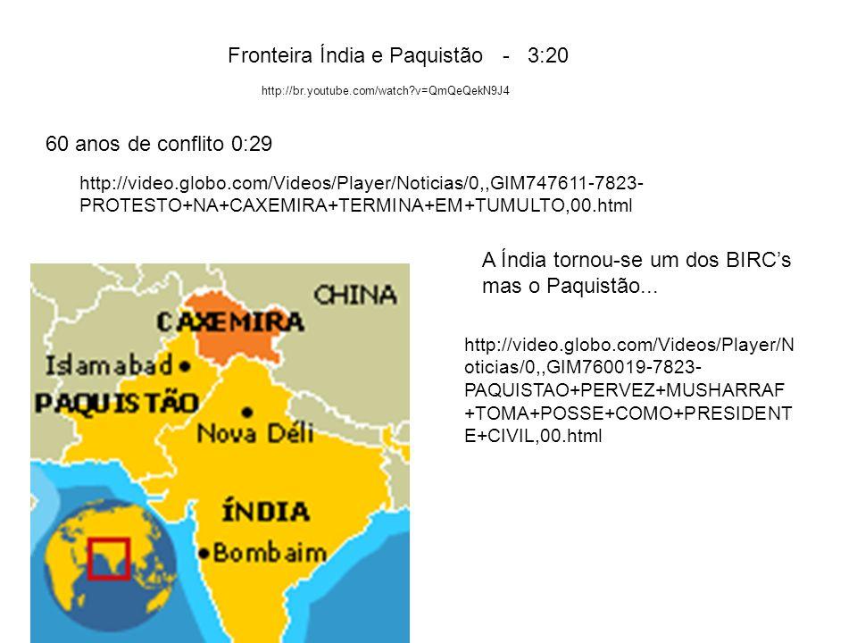 Outro Bric é a China com sua 1ª.Empresa Trilionária = 2:18 http://video.globo.com/Videos/Player/Noticias/0,,GIM751310-7823-SURGE+A+PRIMEIRA+EMPRESA+TRILIONARIA,00.html http://video.globo.com/Videos/Player/Noticias/0,,GIM743503-7823-HOMENAGEM+AO+DALAI+LAMA+NOS+EUA+IRRITA+CHINESES,00.html e marcada por crises como a homenagem ao Dalai Lama nos EUA - 0:43 http://video.globo.com/Videos/Player/Noticias/0,,GIM755197-7823- PESQUISA+REVELA+MAIORES+POLUIDORES+DO+PLANETA,00.html Porém, com Desenvolvimento ?...1:29