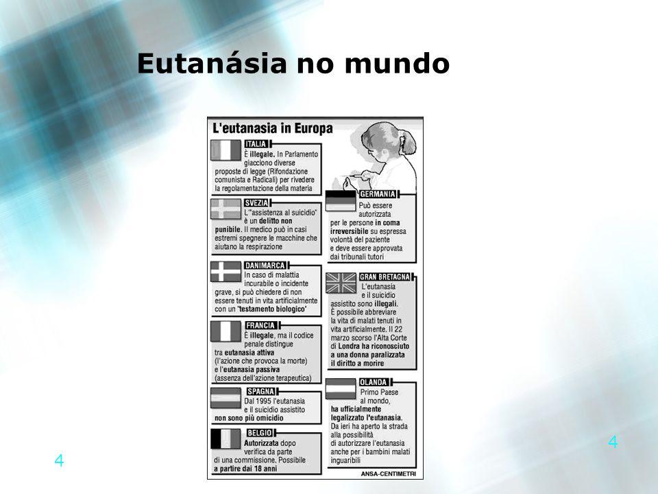 4 4 Eutanásia no mundo