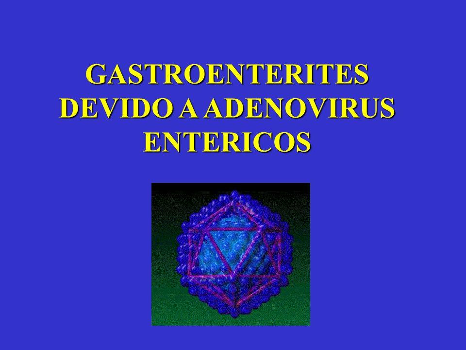 GASTROENTERITES DEVIDO A ADENOVIRUS ENTERICOS