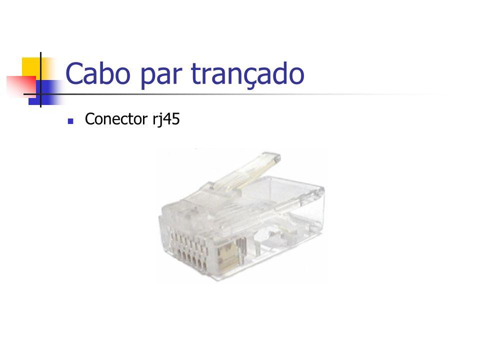 Conector rj45
