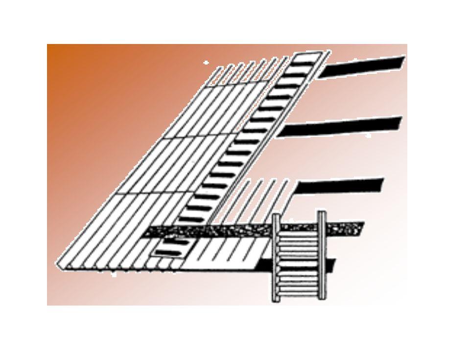 PASSARELAS PARA TELHADO : Única forma de andar com segurança em telhados e coberturas.