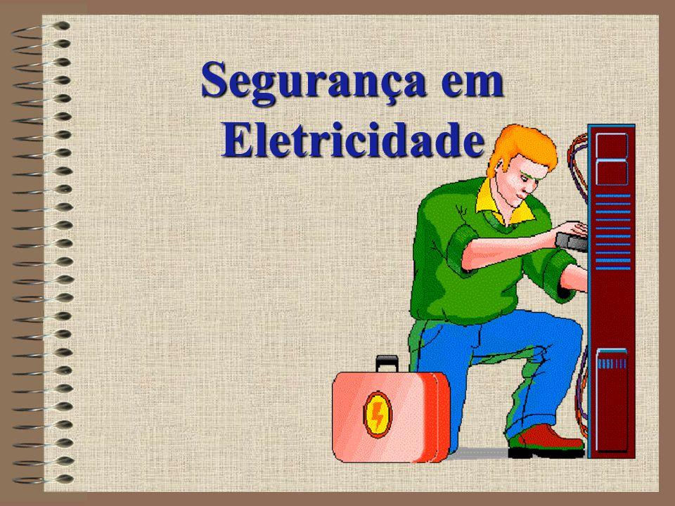 VOCÊ APRENDERÁ SOBRE … PERIGOS DA ELETRICIDADE ISOLAMENTO DE CIRCUITOS TESTE DE CIRCUITOS TRABALHO EM CIRCUITOS ENERGIZADOS FERRAMENTAS ELÉTRICAS PORTÁTEIS EPI PARA SERVIÇOS ELÉTRICOS SEGURANÇA DA ÁREA DE TRABALHO SISTEMAS ELÉTRICOS NOÇÕES DE 1.o SOS