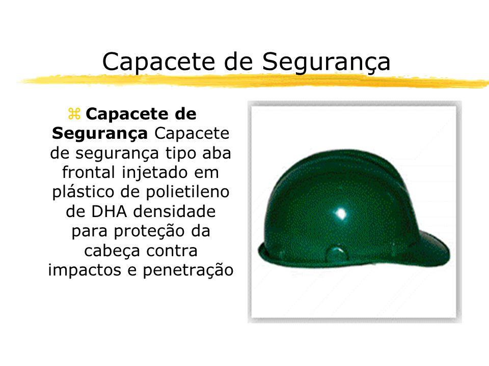Capacete de Segurança zCapacete de Segurança Capacete de segurança tipo aba frontal injetado em plástico de polietileno de DHA densidade para proteção da cabeça contra impactos e penetração