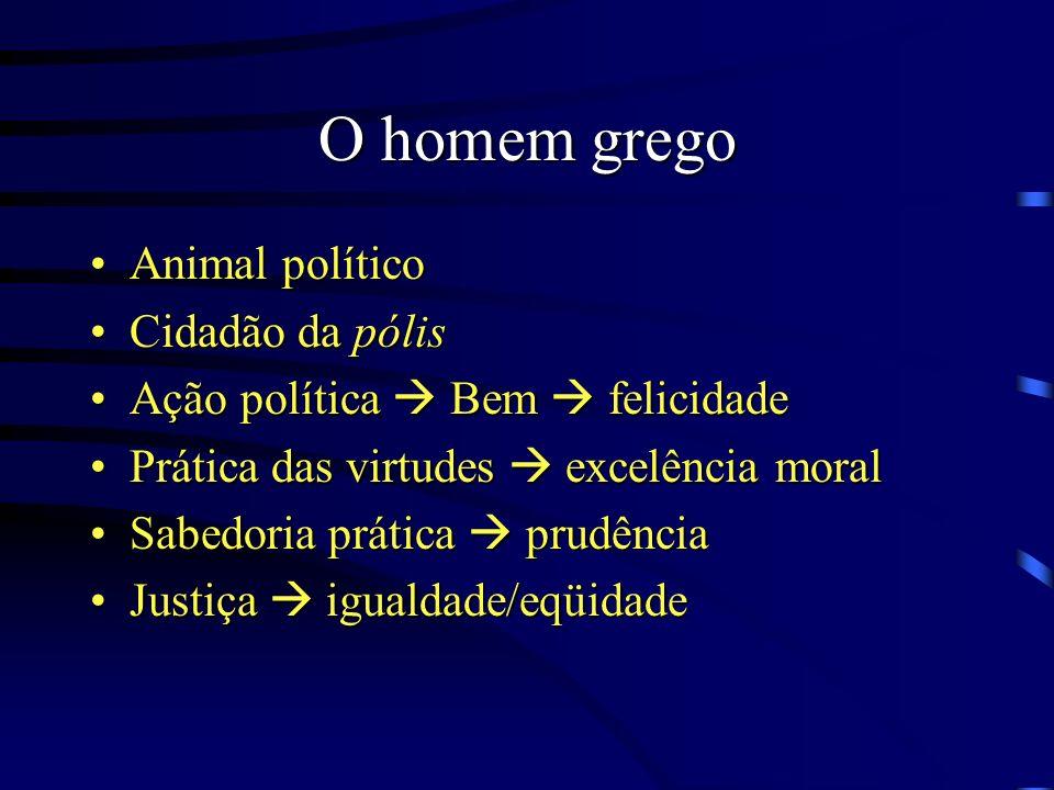 Desde a Grécia antiga os Direitos Humanos existem como problema filosófico : Desde a Grécia antiga os Direitos Humanos existem como problema filosófic