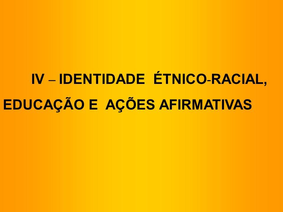 CARACTERÍSTICAS FOCALIZADAS TEMPORÁRIAS VISAM O RECONHECIMENTO DE IDENTIDADES CULTURAIS PROMOVEM A IGUALDADE COMBATEM A DISCRIMINAÇÃO