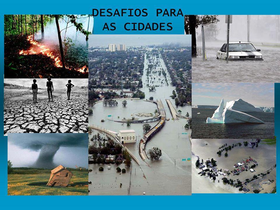 DESAFIOS PARA AS CIDADES