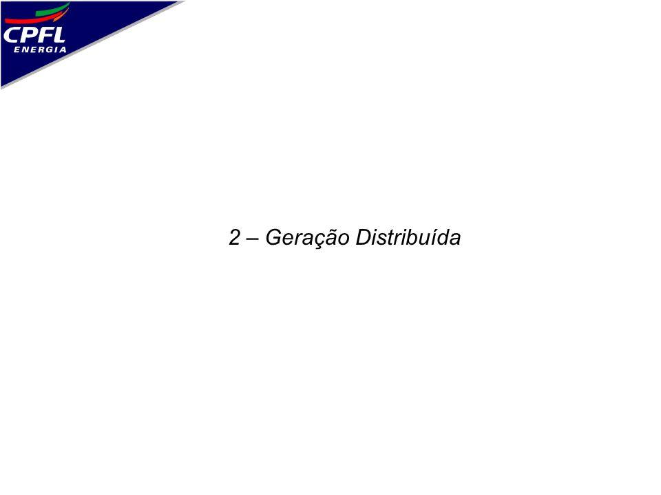 2 – Geração Distribuída