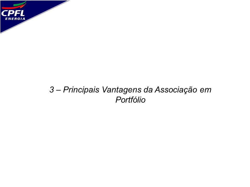 3 – Principais Vantagens da Associação em Portfólio