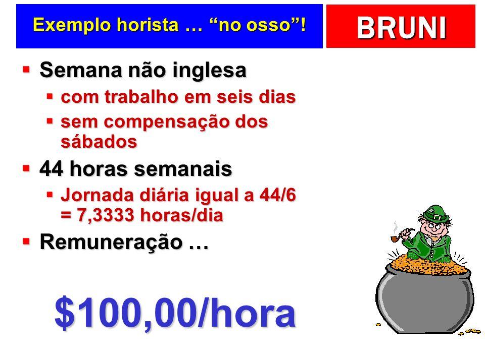 BRUNI Mão de Obra e Gastos Diz-se que, no Brasil, o trabalhador ganha muito pouco e custa muito caro Efeito dos encargos e benefícios sobre as folhas