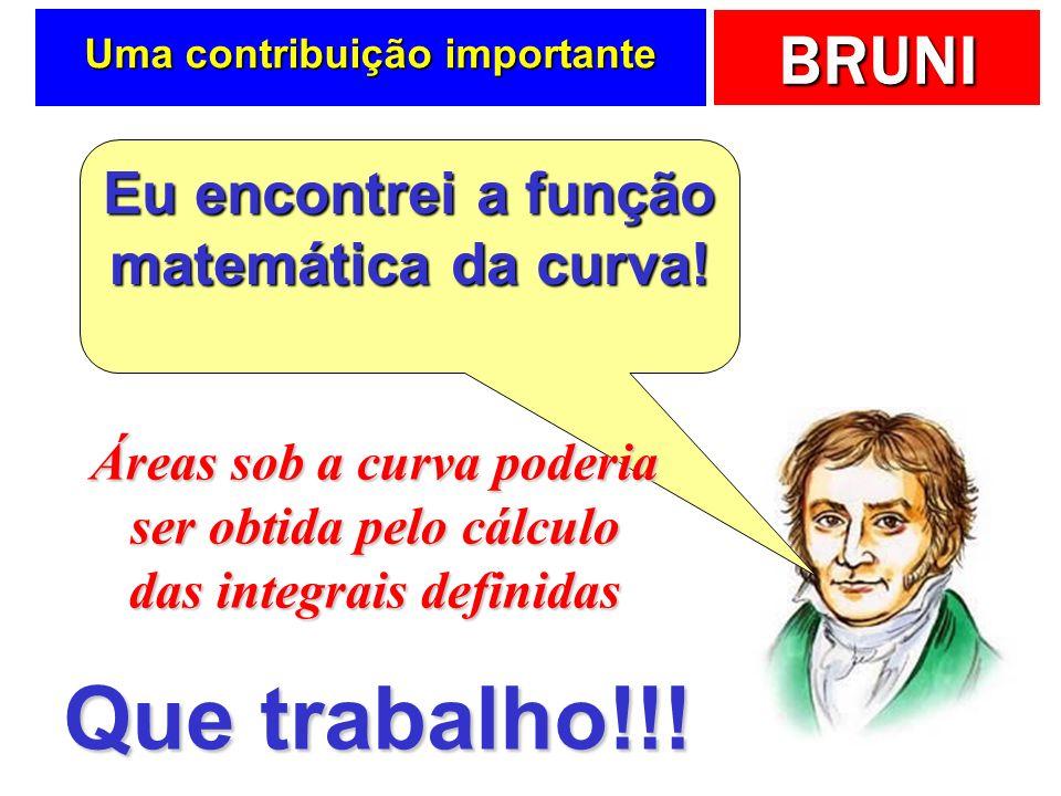 BRUNI Entendendo o Teorema Central Amostras grandes Tamanho igual ou maior que 30 Distribuição de médias amostrais converge para uma normal!